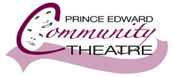 Prince Edward Community Theatre logo