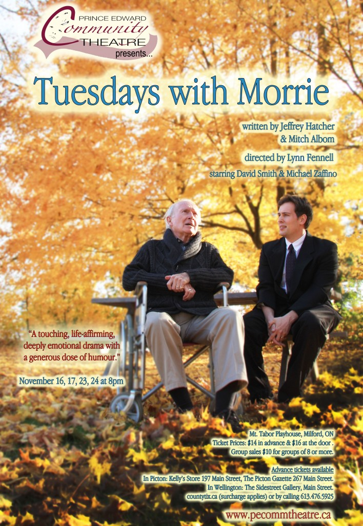 tuesday with morrie movie essay Unlike most editing & proofreading services, we edit for everything: grammar, spelling, punctuation, idea flow, sentence structure, & more get started now.