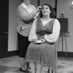 Cast photos from the play Veronica's Room at the Mt.Tabor Playhouse in Milford, Ontario. Photographer Rod Doucet. Image owned by Rod Doucet Photographics 2017.